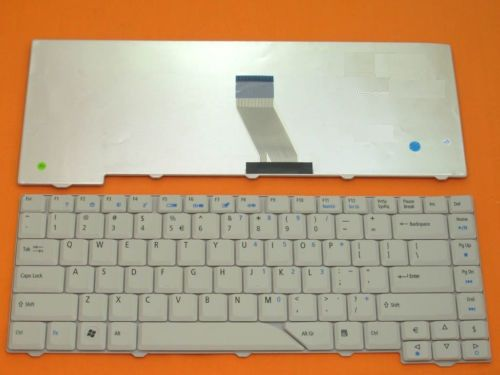 Laptop Keyboard best price in Karachi Keyboard Acer 4710/5520/5710/5720/5920 | White