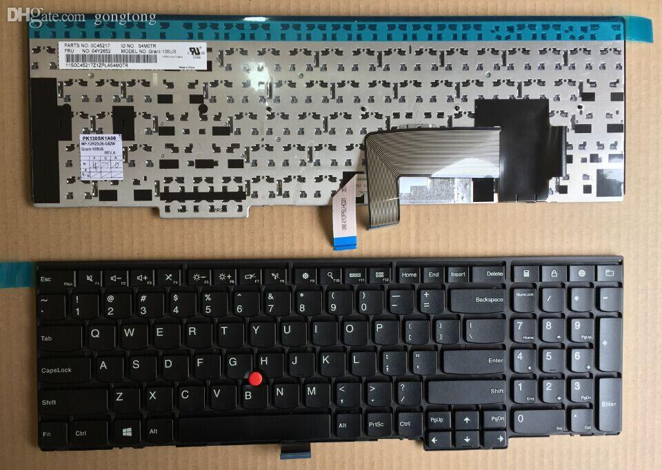 Laptop Keyboard best price in Karachi Keyboard Lenovo Thinkpad Edge E531/E540/T540 | W/O Pointer