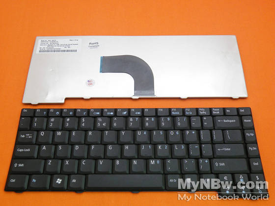 Laptop Keyboard best price in Karachi Keyboard Acer Aspire 2930 | Black