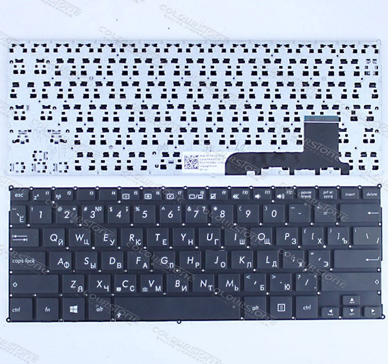 Laptop Keyboard best price in Karachi Keyboard Asus X201e/X202/X202e/Q200e/S200 (Black) | US
