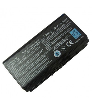 Laptop Battery best price in Karachi Battery Toshiba 3615 | 6 Cell (Black)