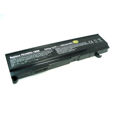 Laptop Battery best price in Karachi Battery Toshiba 3465/3457/3451 | Black (6 Cell)