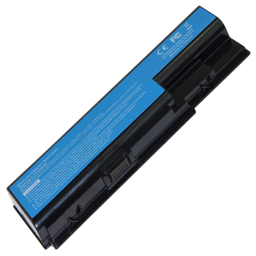 Laptop Battery best price in Karachi Battery Acer Aspire 5520/5720/5920/6920 | 6 Cell