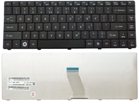 Laptop Keyboard best price in Karachi Keyboard Acer Emachine D725/D525 | Black