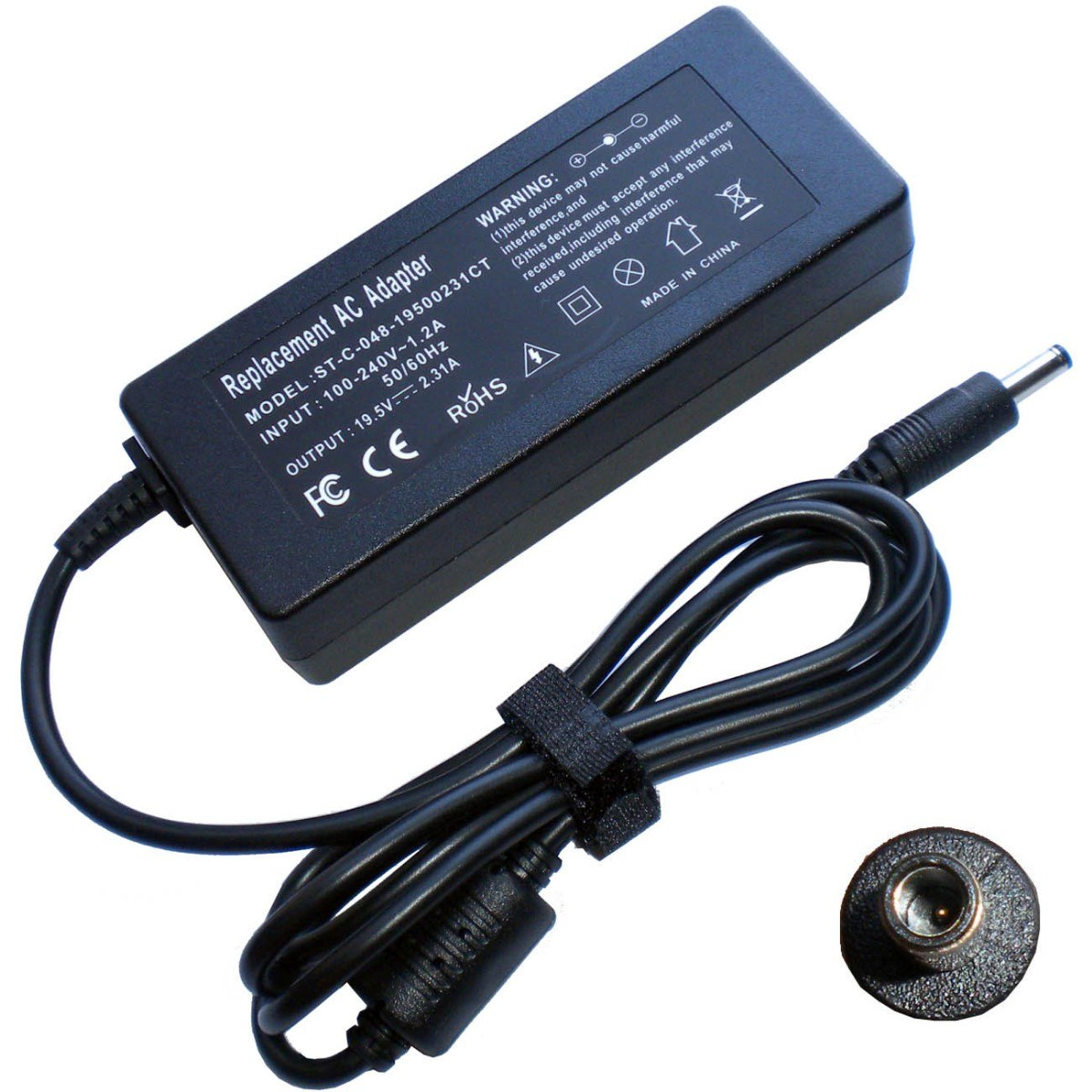 Laptop Adapter best price in Karachi Adapter Dell 19v5-4a62 | 90w (4.5*3.0) xps pin