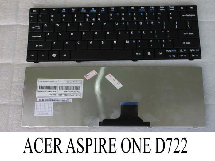 Laptop Keyboard best price in Karachi Keyboard Acer Aspire One D722/AO722/721/721H/1830/1810