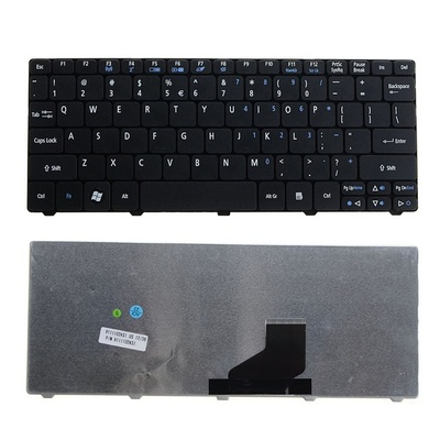 Laptop Keyboard best price in Karachi Keyboard Acer Mini 521/533/D255/D260 | Black