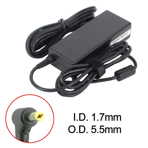 Laptop Adapter best price in Karachi Adapter Acer 19v - 3a42 | 65w (5.5*2.5)