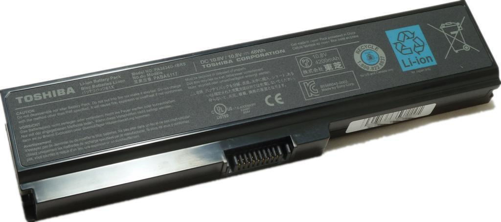 Laptop Battery best price in Karachi Battery Toshiba 3634/3636 | 6 Cell