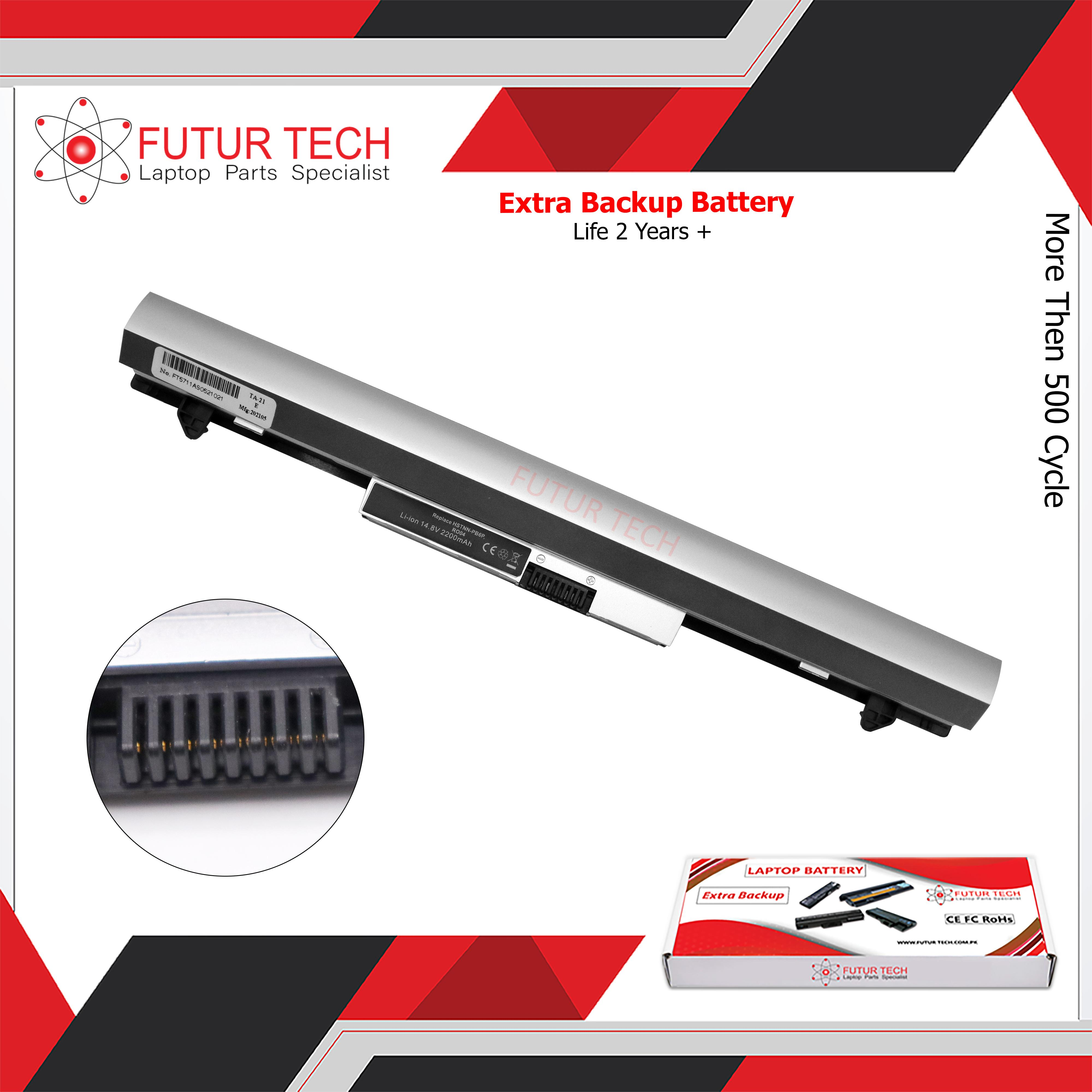 Laptop Battery best price in Karachi Battery HP Probook 430-G3/440-G3/RO04 | 4 Cell