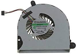 Laptop Fan best price in Karachi Fan HP Eliltebook 8560W THICK | 04 Wire