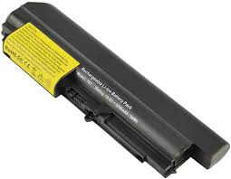 Laptop Battery best price in Karachi Battery 2Ah P.C Lenovo T400/T61p/R61/R400 | 6 Cell (Black)